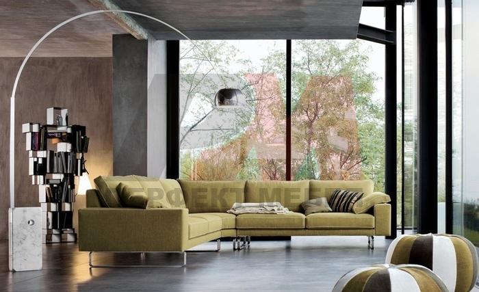 уникални модерни ъглови дивани