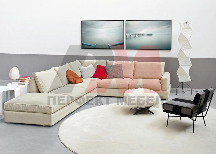 класни модерни ъглови дивани