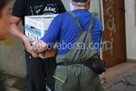 преместване на административен офис извън България
