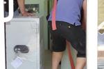преместване на сейфове извън България