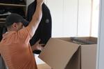 професионално преместване и опаковане на дрехи