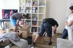 преместване на библиотеки от хамали