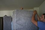 транспорт на мебели с опаковане