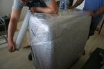 международно преместване на мебели с опаковане