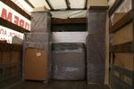 преместване на мебели с опаковане