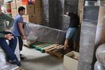 преместване на склад извън България
