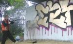 премахване на графити
