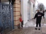 Цялостно почистване на графити