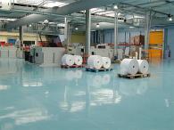 Почистване на промишлени помещения