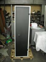 Взломоустойчиви каси за безиностанция от метал