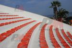 Пластмасова седалка за стадиони
