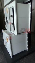 Масивни метални сейфове за вгаждане