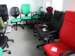 черни офис столове за управители