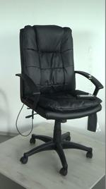 уникална визия на черни офис столове