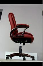 червени офис столове София